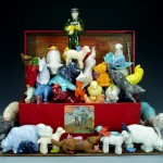 Cry Wolf Toy Box